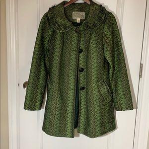 Dressy Green Coat